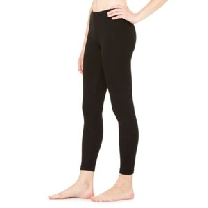 Women's Cotton Spandex Leggings Thumbnail