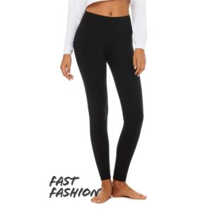 Fast Fashion Women's High Waist Fitness Leggings Thumbnail