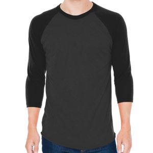 ® Poly Cotton 3/4 Sleeve Raglan T Shirt Thumbnail