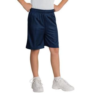 YST510 Youth PosiCharge ® Classic Mesh Short - 7