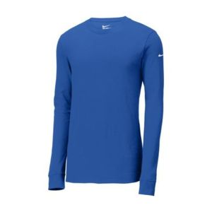 NKBQ5232 Core Cotton Long Sleeve Tee Thumbnail