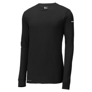 NKBQ5230 Dri FIT Cotton/Poly Long Sleeve Tee Thumbnail