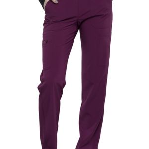 CK065A Cherokee Infinity Mid Rise Tapered Leg Pull-On Pant Thumbnail