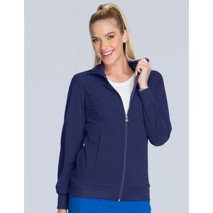 Cherokee Infinity 2391A Women's Zip Front Warm Up Jacket Thumbnail