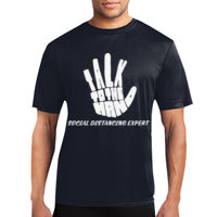 TALK TO THE HAND SOC DIS EXPERT - PC380 Performance Tee Thumbnail