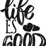 Life es Good Heart Thumbnail
